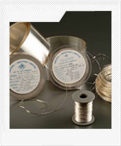 Silver Fabricated Products